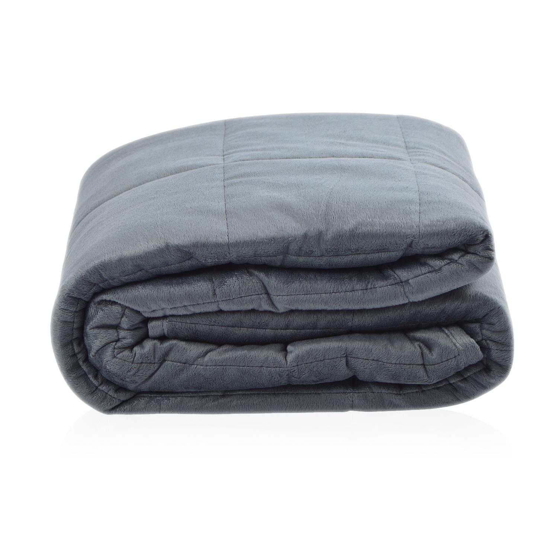 Vendôme Gravitas Relax - 5,4kg / Gewichtsdecke mit Supersoft Fleece 120 x 180 cm